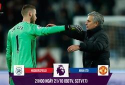 Trực tiếp trận Huddersfield - Man Utd: Quỷ đỏ gục ngã