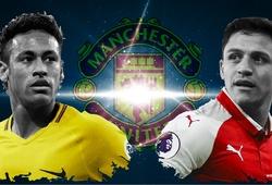 Vì sao MU mua Alexis Sanchez đắt gần bằng giá chuyển nhượng Neymar?