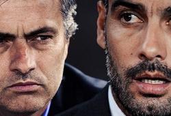"""Guardiola """"đè"""" Mourinho xét về tiền lương"""