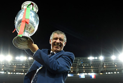 5 dấu mốc quan trọng của Fernando Santos với ĐT Bồ Đào Nha