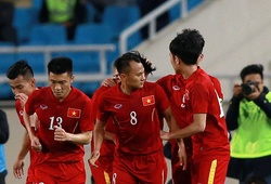Báo Nhật bầu 5 cầu thủ Việt Nam vào đội hình tiêu biểu bảng B