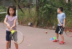 Tư vấn cách chọn vợt Tennis cho trẻ em