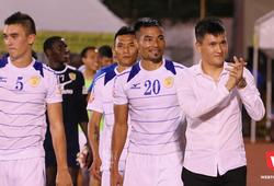 Đội bóng của Công Vinh được thưởng to nếu đánh bại Quảng Nam