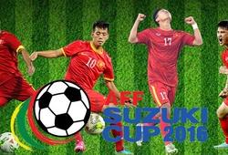 Hành trình của ĐTVN tại AFF Cup 2016 qua các con số