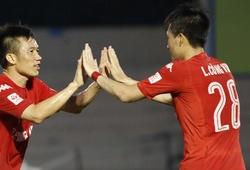 Lê Tấn Tài và màn trình diễn ấn tượng trước đội bóng quê hương