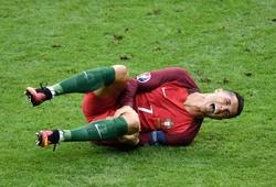 Ronaldo có thể nghỉ thi đấu 5 tháng