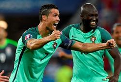 Bồ Đào Nha 2-0 Xứ Wales: Bồ Đào Nha vào chung kết