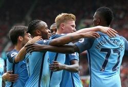 KẾT THÚC, Man Utd 1-2 Man City: Chiến thắng lịch sử cho đội khách