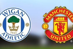 TRỰC TIẾP: Wigan vs. Man Utd