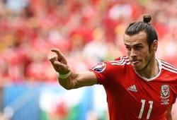 Gareth Bale vắng mặt trong đội hình tiêu biểu EURO 2016 của UEFA