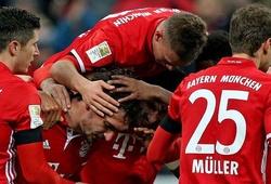 Video: Bayern tìm lại cảm giác chiến thắng trước Leverkusen