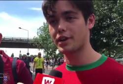 Video: CĐV Pháp dự đoán Bồ Đào Nha vô địch