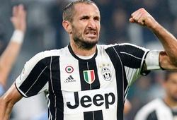 Video: Chiellini ghi bàn, Juventus tìm lại cảm giác chiến thắng