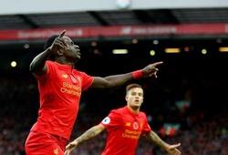 Video: Đè bẹp Watford, Liverpool vươn lên ngôi đầu Premier League