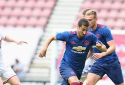 Video diễn biến chính trận giao hữu giữa Wigan và Man Utd