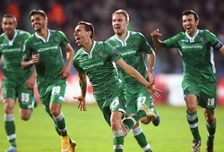 Video diễn biến trận đấu giữa Ludogorets và Crvena Zvezda