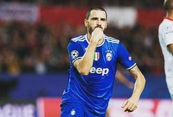 Video: Giành 3 điểm, Juventus soán ngôi đầu bảng H của Sevilla