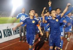 Video kết quả: Hạ đẹp TP.HCM, Quảng Nam FC lên ngôi vô địch V.League 2017