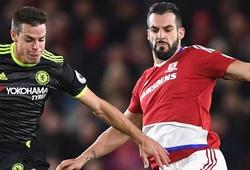 Video: Thắng Boro, Chelsea lên ngôi đầu bảng Premier League