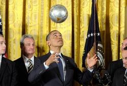Video: Tổng thống Mỹ Barack Obama và tình yêu thể thao