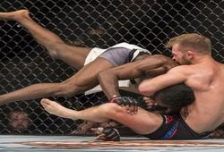Video UFC FN 88: Aljamain Sterling vs Bryan Caraway