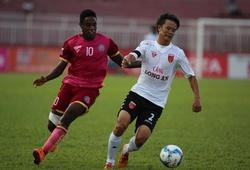 Video vòng 7 V.League: Sài Gòn FC 3-1 Long An