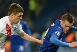 Video: Vượt qua Club Brugge, Leicester lọt vào vòng knock-out