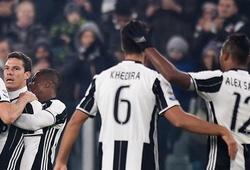 Video: Vượt qua Pescara, Juventus nối dài chuỗi trận thăng hoa