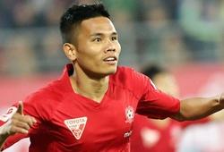 Vòng 19 V.League 2016: Hải Phòng lấy lại ngôi đầu