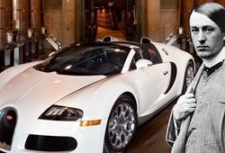 Ettore Bugatti: Cuộc đời của người xây dựng nên một đế chế xe hơi