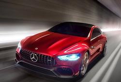 Mercedes CLS 2018 sẽ thay thế Aston Martin tham gia phim 007