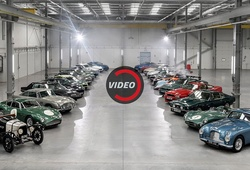 Aston Martin chào mừng đại lý mới với món quà 83 triệu USD