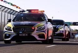 Cảnh sát bang Victoria sẽ trang bị xe E43 AMG cho đội tuần tra