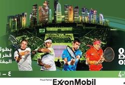 ATP Qatar Open: Trò vui tiêu khiển của ông chủ dầu mỏ