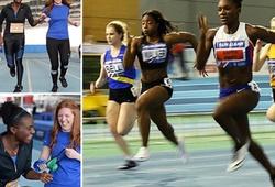 Cô gái chạy nhanh nhất nước Anh: Bước chạy mù nâng bước cơn lốc