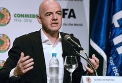"""Gianni Infatino: """"FIFA phải minh bạch hóa dòng tiền"""""""