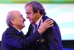 Michel Platini & Sepp Blatter: Từ đồng minh  đến tử địch