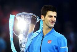 Novak Djokovic lần thứ 4 vô địch ATP World Tour Finals: Huyền thoại độc thoại