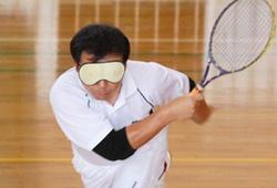 """Câu chuyện kỳ lạ về Miyoshi Takei - """"Ông tổ"""" của quần vợt mù"""