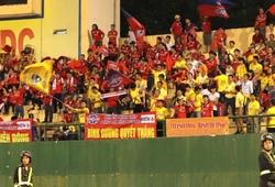 Kỳ lạ: CĐV Thanh Hóa tiếp sức cho B.Bình Dương từ V.League 2017