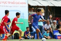 Chung kết sớm U13 bóng đá học đường VL khu vực TPHCM
