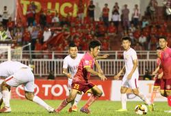 """CLB Sài Gòn tả tơi khi """"đầu tàu"""" CLB TP.HCM bứt phá trước V.League 2018"""