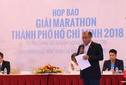 HCMC Marathon 2018 chính thức nằm trong hệ thống thi đấu Quốc gia