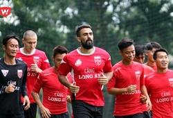 Long An không dùng ngoại binh thử việc ở Cúp Quốc Gia 2017
