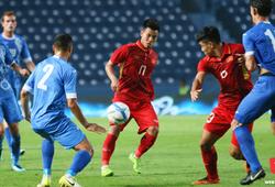 U23 Việt Nam tái đấu U23 Uzbekistan với diện mạo hoàn toàn khác