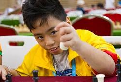 Nhân vật Cúp chiến thắng Gia Phúc: 8 tuổi trưởng thành sau mỗi nước cờ