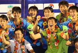 U.21 Yokohama ngại HA.GL nhất sau khi giành chức vô địch