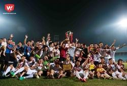 Đả bại FLC Thanh Hoá, HN.T&T lên ngôi vô địch V.League 2016
