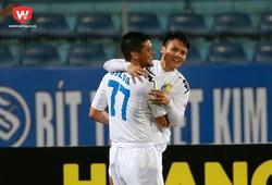 Quang Hải, Văn Quyết chấn thương, Hà Nội FC dè chừng HA.GL