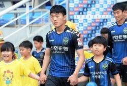Xuân Trường đá chính, Incheon United thắng trận quan trọng ở K.League